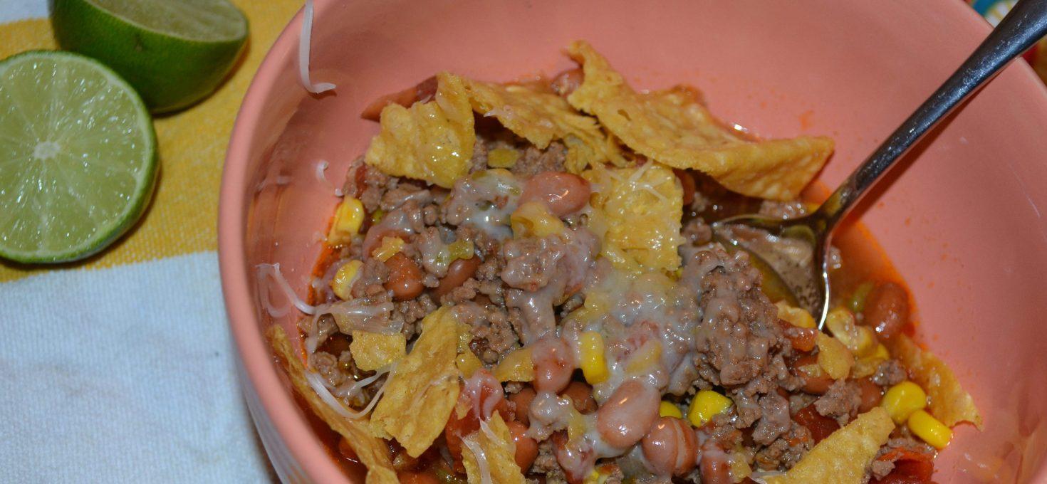 Instant Pot Taco Soup