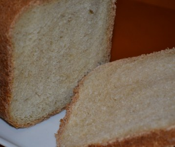 Basic White Bread – in the Bread Machine