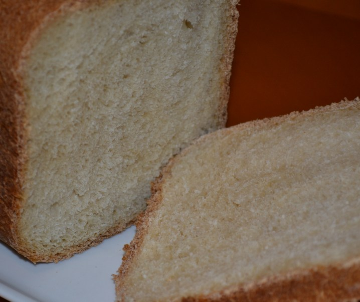 Basic White Bread – in the Bread Machine