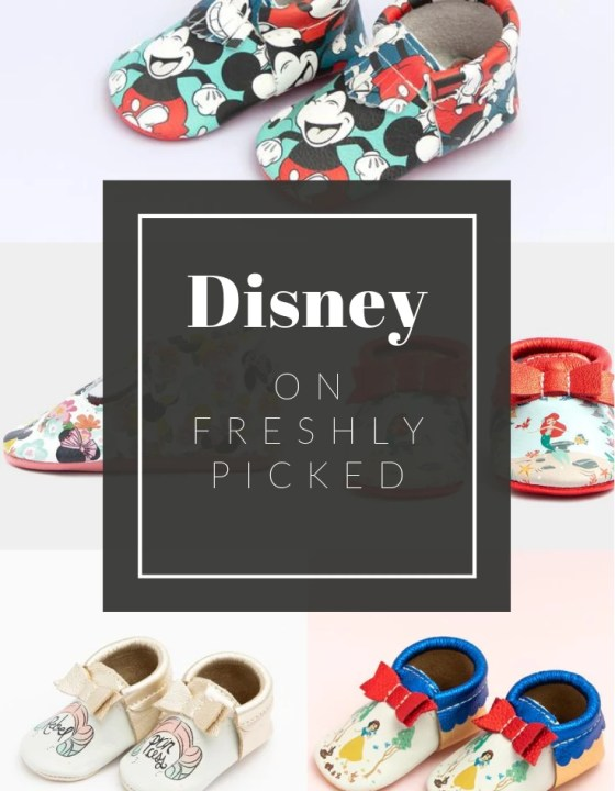 Shop Disney at Freshly Picked