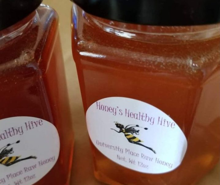 Local Raw Honey in University Place