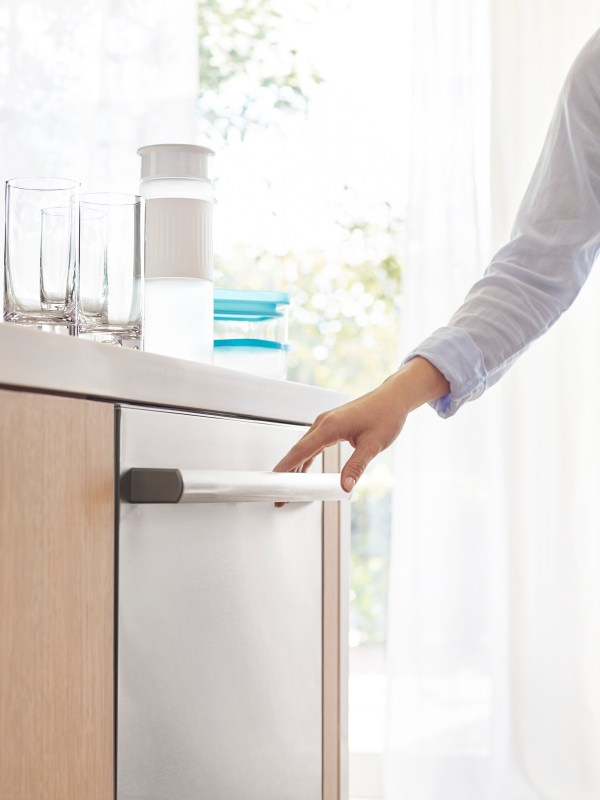 Bosch 800 Series Dishwasher with Crystal Dry