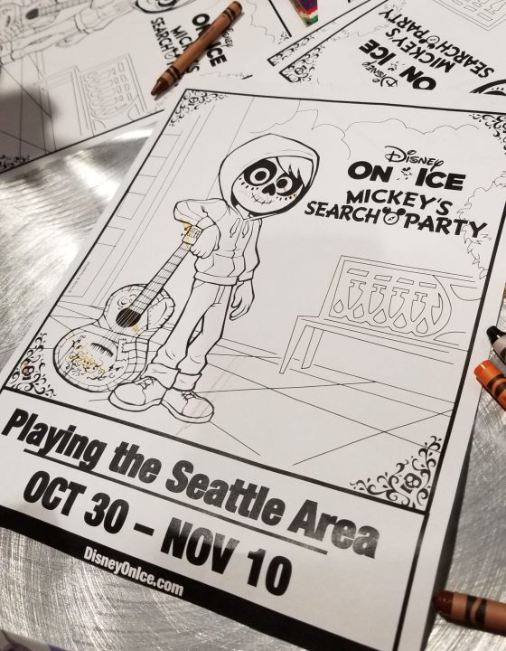 Disney On Ice: Mickey's Search Party now thru Nov. 10 in Seattle