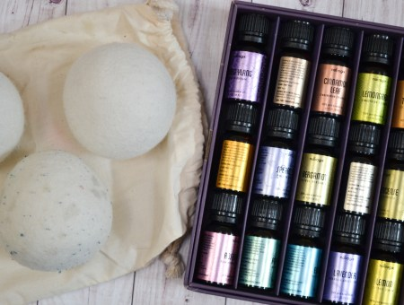 Why you should switch to Wool Dryer Balls and how to make them scented!
