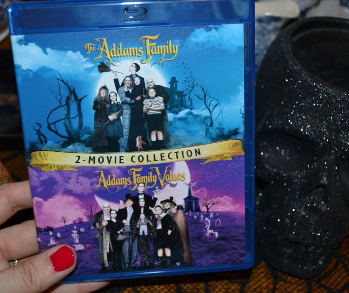 The Addams Family & Addams Family Values 2 Movie Collection
