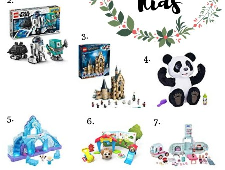 Over 10 great gift ideas for all the kids in your life.