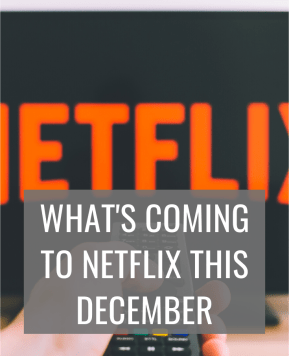 Coming to #Netflix this December 2019
