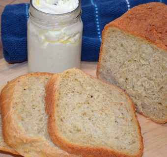 Tuscan Herb French Bread Machine Recipe