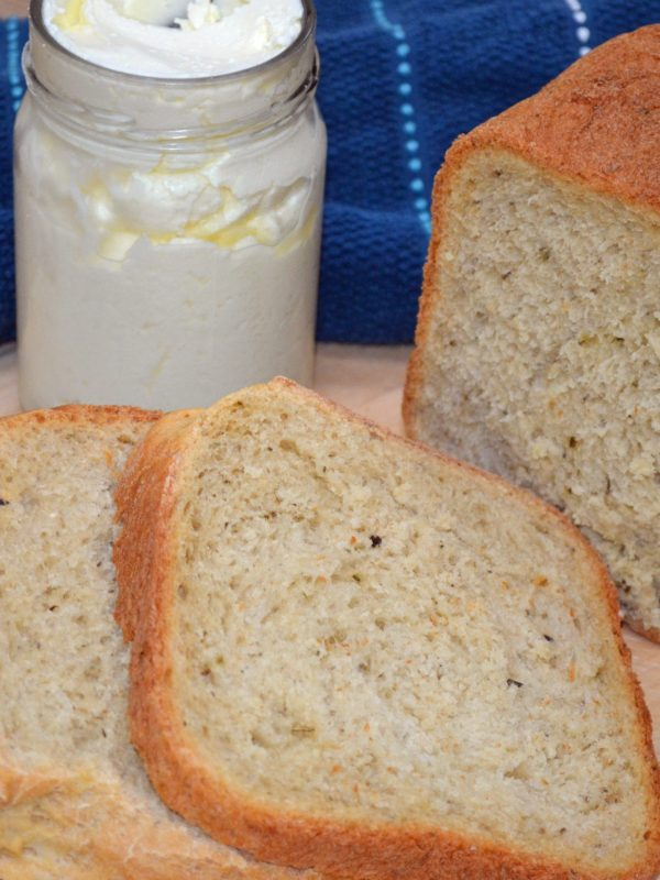 Tuscan Herb French Bread Machine Recipe