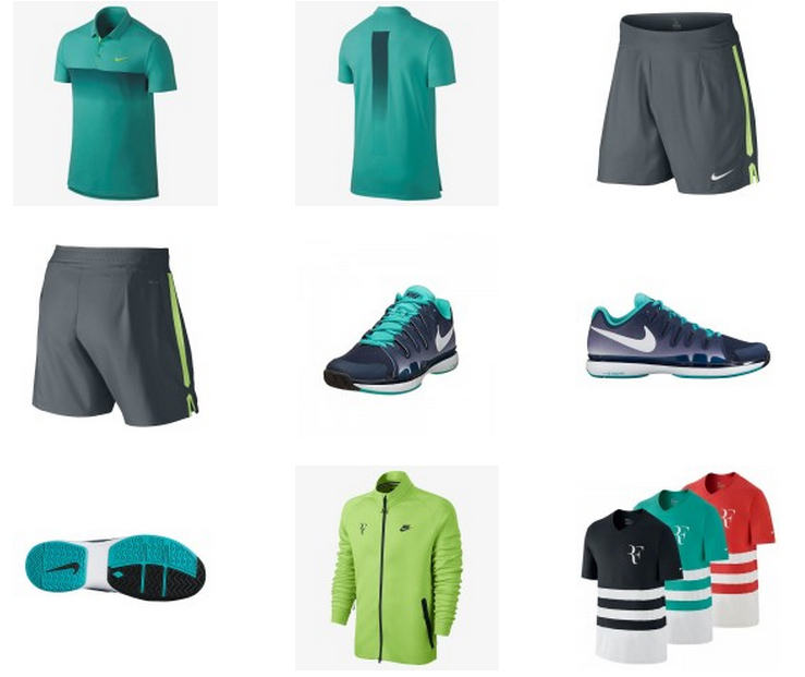 504d1842927b1 Federer clothing for Clay Swing 2015 – LOVE TENNIS Blog