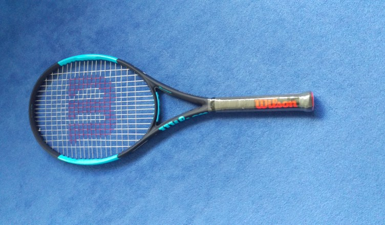 9aa5ceae0 cThere has been a huge amount of hype surrounding the latest rackets from  American Sporting manufacturer Wilson. The blacked out rackets used by guys  like ...