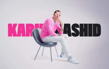 In Conversation With Karim Rashid