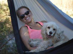 Camping at Oak Grove