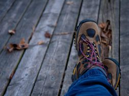 Choosing a Pair of Hiking Boots