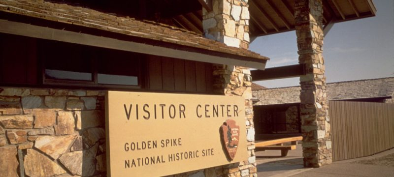 Hiking Golden Spike National Historic Site