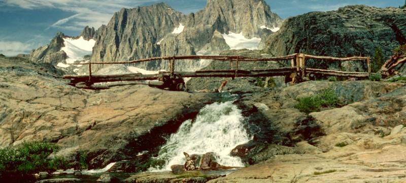 Hiking the John Muir Trail - Ansel Adams Wilderness