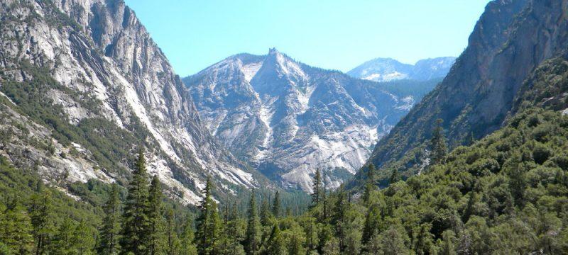 Hiking the John Muir Trail - Kings Canyon