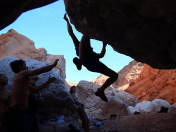 Backcountry Rock Climbing