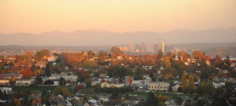 Seattle, Washington, Cascades, US, Outdoors
