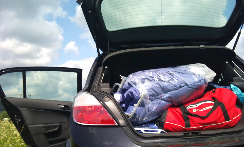 hiking, packing, backpacking
