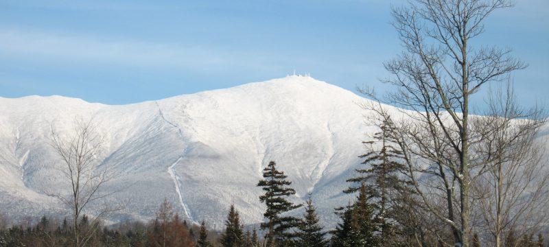 Mt. Washington, hikes, peaks, winter