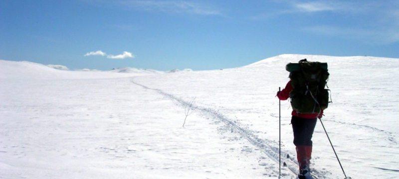 winter, hiking, gear