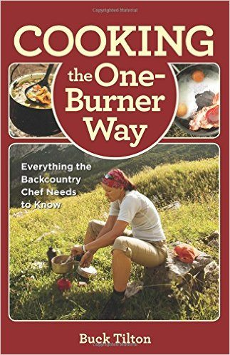 cookbooks, backcountry cookbook, hiking, cooking