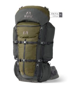 Kuiu, backpack, lightweight, ultralight, ULTRA, ICON PRO