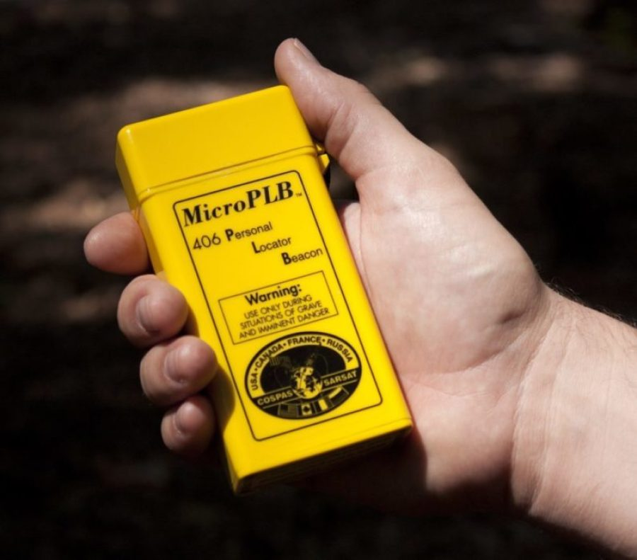 call for help, help, personal locator beacon