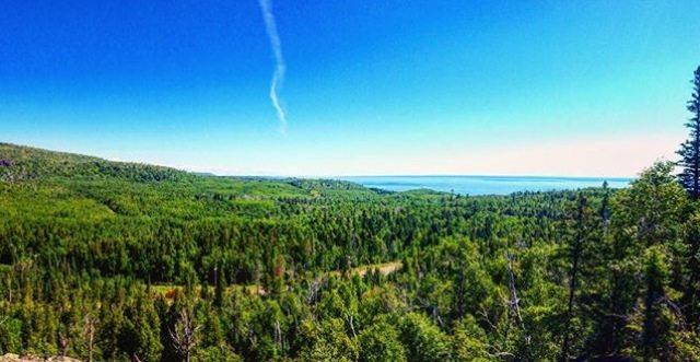 hiking, superior hiking trail, Angela Goettl, other side of hiking, hiker