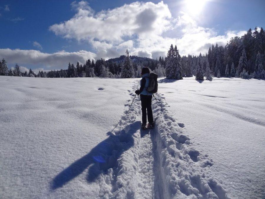 winter hiking, winter hikes, hikers, winter hikers