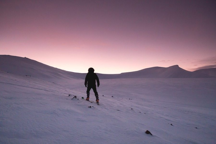 winter backcountry, backcountry, winter, hiking