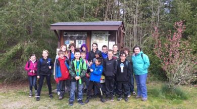 Youth Involvement Leads to Improved Trail Resources