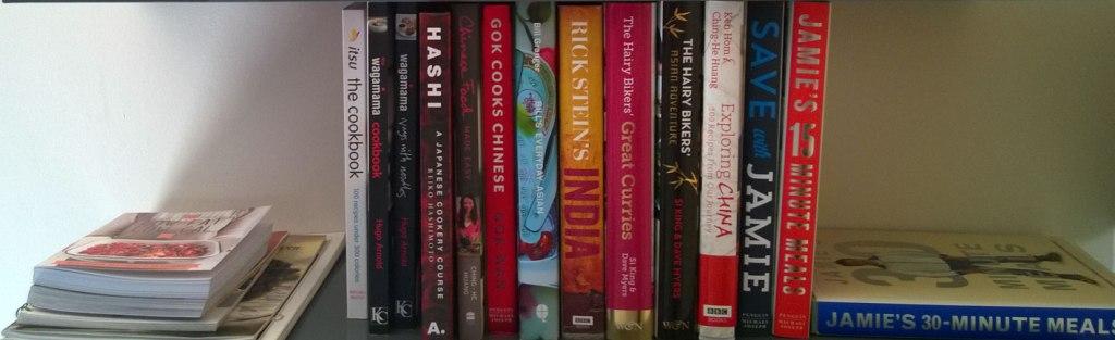 Book Shelf Top