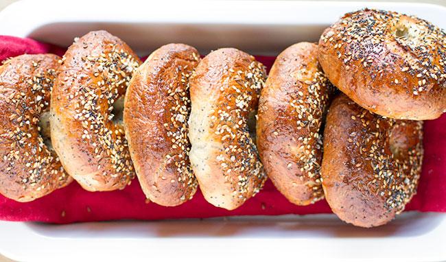 Multi Seed Bagels