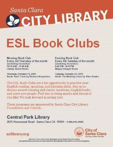 ESL Book Clubs
