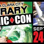 Come to Santa Clara City Library's Comic Con!