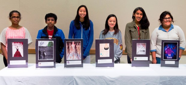 Teen Read Week Book Cover Contest Finalists