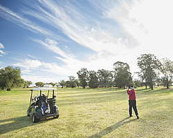 Narromine-golf