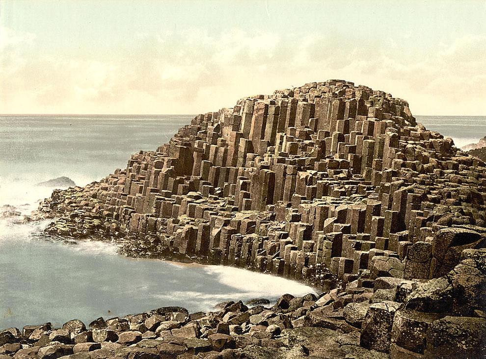 Image result for photochrom ireland antrim