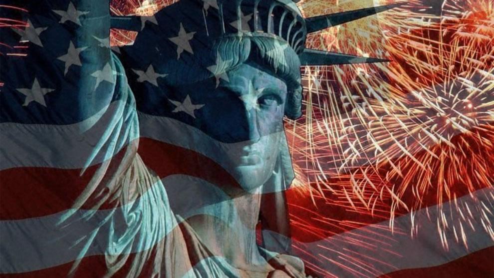 Image result for america fireworks
