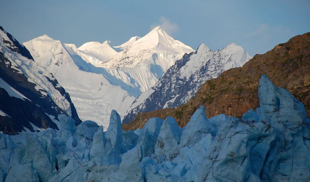 Mount Fairweather -- Glacier Bay National Park and Preserve