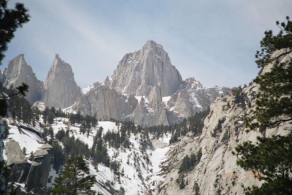 Mount Whitney  -- Sequoia National Park