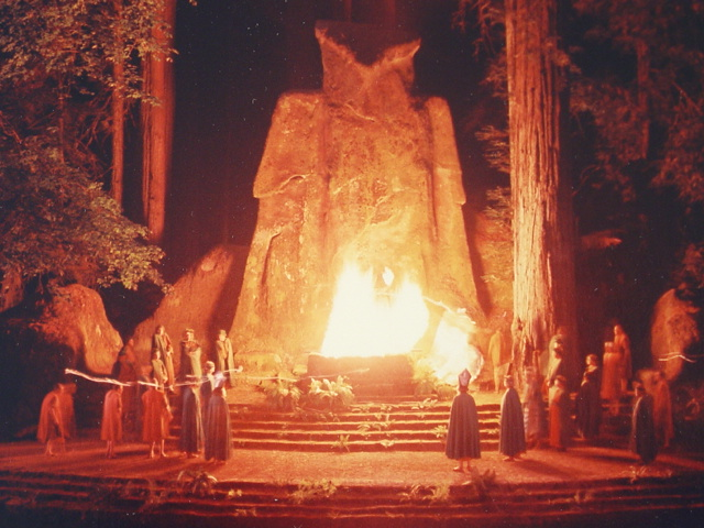 Image result for bilderberg moloch fire ritual
