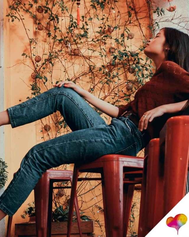Victoria Beckham Freizeitlook