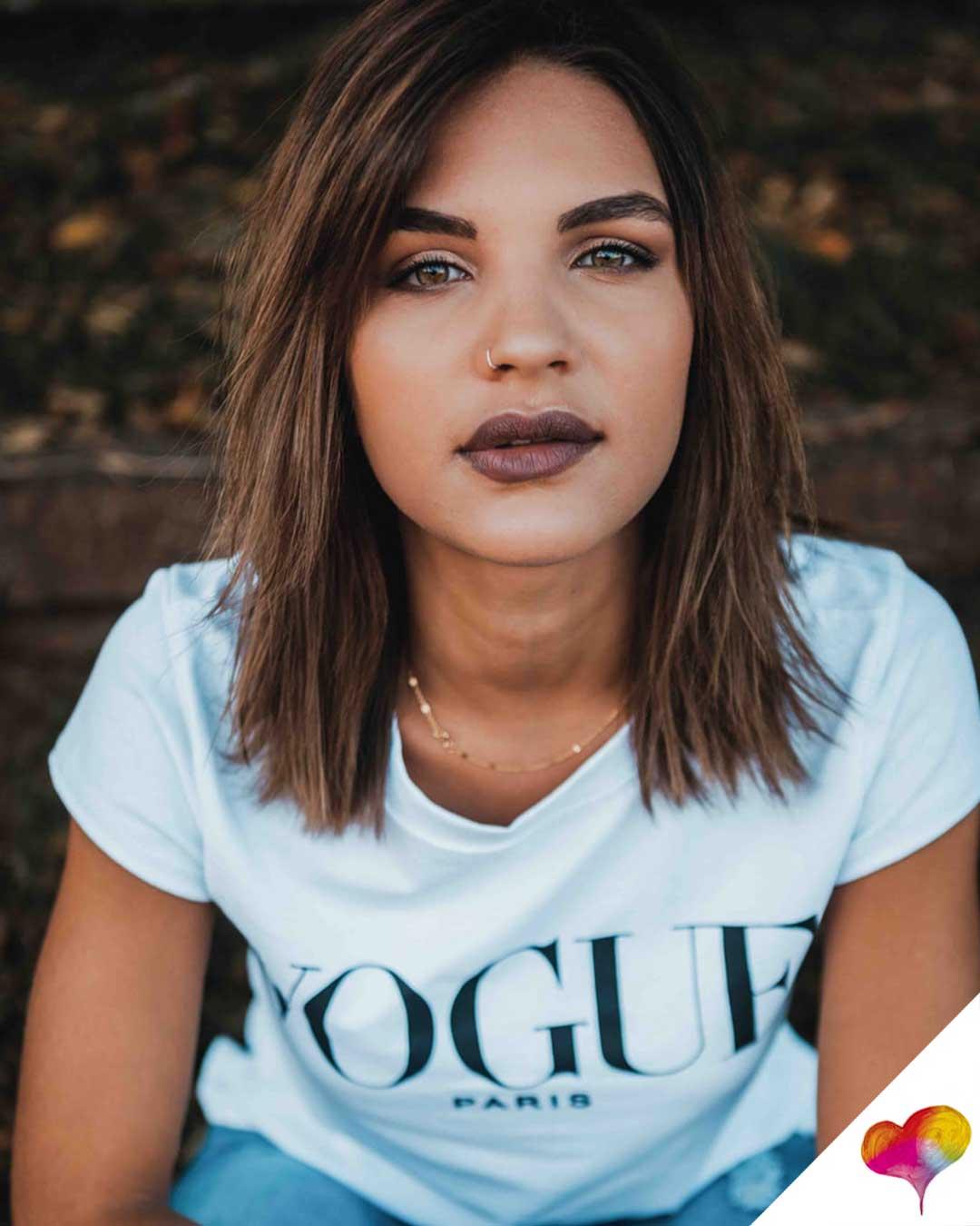 Rundes Gesicht: Frisuren, die Dir am Besten stehen - lovethislook.de