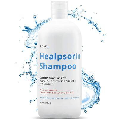 Shampoo juckende Kopfhaut