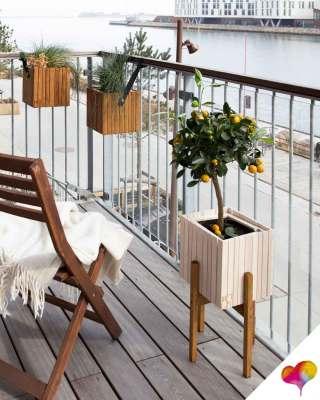 Dekotipps für den Balkon