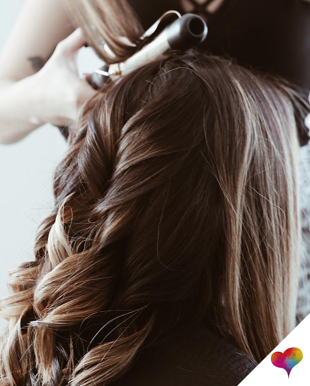 Strähnen haare hellbraune kurze Kurze haare