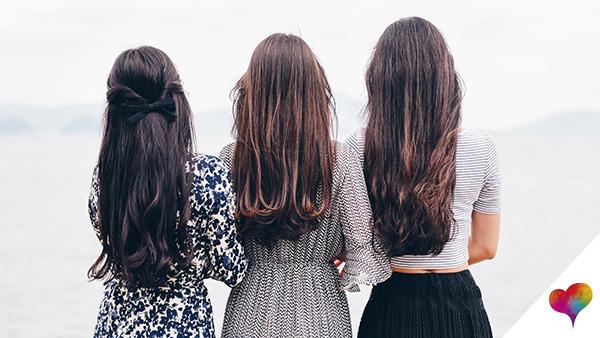 Hausmittel für trockene Haare